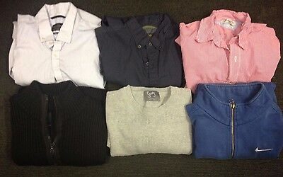 Mens Size Small Winter Clothes Bulk Lot