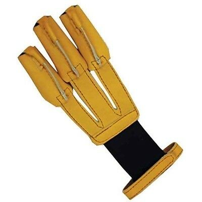 Bear Traditional Glove, Finger Tab, Universal Left-Right Hand, Finger Protection