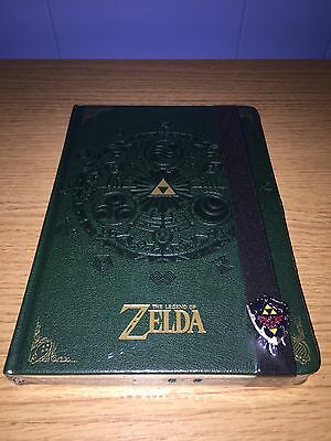 The Legend of Zelda Premium Journal Notebook - Officially Licensed!!!!