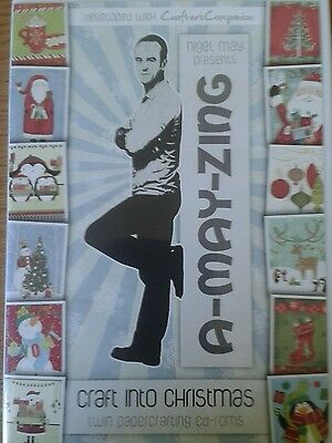a-may-zing craft into christmas craft disc crafters companion