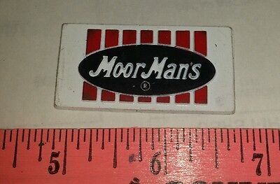 Moorman/'s Feed Collectible hog wild about pork pot holder nos htf nice!