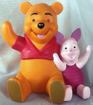 Disney Winnie The Pooh and Piglet Bank