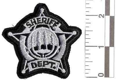 NEW RARE COMMONWEALTH COUNTY SHERIFF DEPARTMENT HAT CAP PATCH police officer 911
