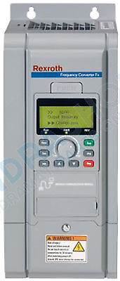 INDRAMAT BOSCH REXROTH 3HP Variable Frequency Drive VFD FVCA01.2-2K20 (480V 3PH)