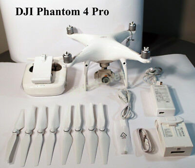 DJI Phantom 4 Pro UAV(Without Display) Quadcopter 4K Avoid obstacle Automaticaly