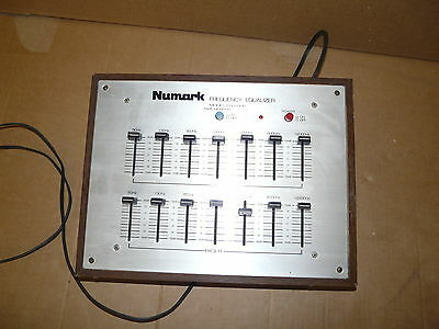 Numark EQ-2000 Frequency Equalizer Tested