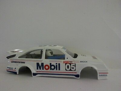 Scalextric 1/32 Scale Ford Sierra Peter Brock 05 Slot Car Body