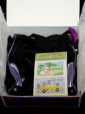 Retired American Girl Coconut's Travel Pet Carrier in Original Box EXC My AG EXC