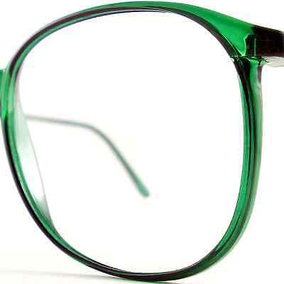Vintage Retro Green Glasses Eyeglasses Sunglasses New Frame France Eyewear