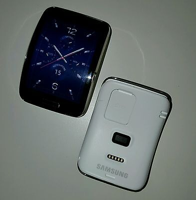 "Original Samsung Gear S Smart Watch R750 Dummy white ""NEU"""