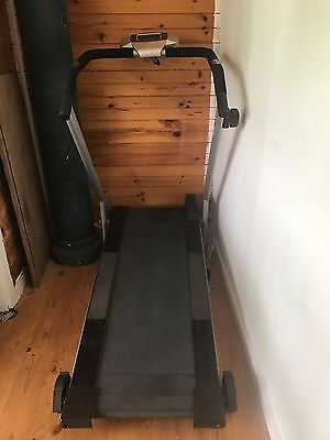 Manual Battery Operated Exercise Fitness Treadmill