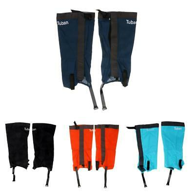 Waterproof Hiking Climbing Hunting Snow Snake Legging Gaiter Shoes Boot Cover