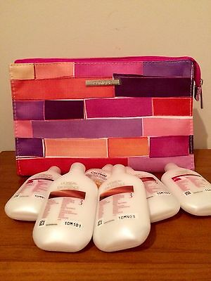 Clinique Make Up Bag & 6 X Loreal  Excellence Conditioners