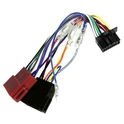Aerpro Pioneer to ISO Wiring Harness - APP8PIO5