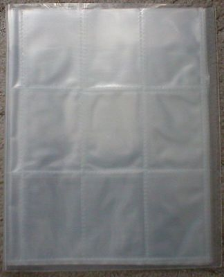 New 32 Page Collectors Trading Card Binder/Folder