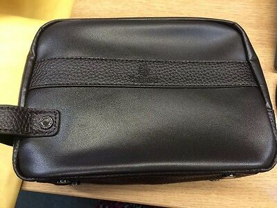 First Class Travel - Amenity Emirates Wash Bag