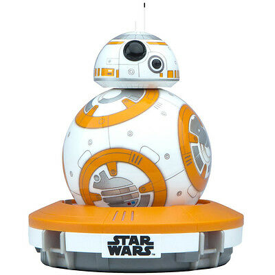 Star Wars Sphero Bb-8 App-Enabled Droid Ios Android Force Awakens Robot New
