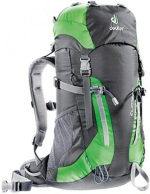 Deuter Climber - A proper backpack for real little climbers