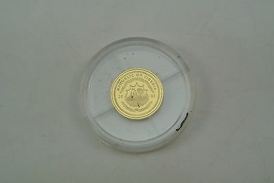 25 Dollars 2003 Liberia Eurocountry Germany Gold 999/ooo PP..M404