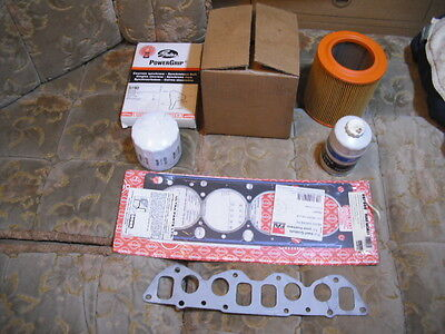 perkins prima ,Head gasket timing belt and filters Montego maestro land rover