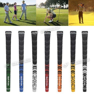 Golf Pride Grips | New Decade | Multi Compound [1/3/5/7/9/13] ALL COLOURS AVAIL.