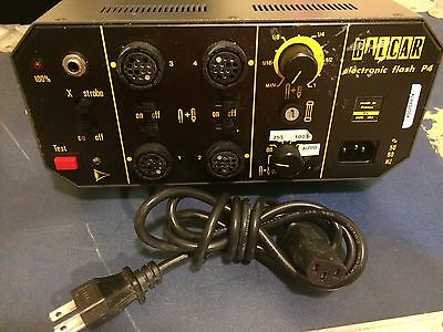 BALCAR P4 Power Supply 6400 Watts Powerful Flash PS - Works Great!