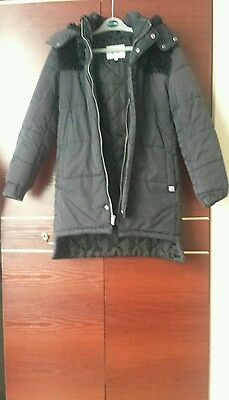 French connection girls coat age 10-11
