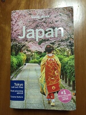 Japan By Lonely Planet Paperback 2015
