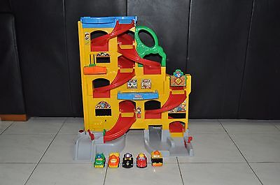 Fisher Price Little People Stand 'n Play Rampway