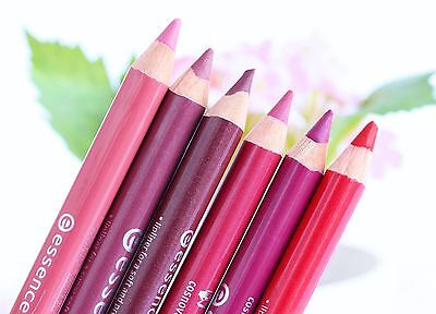 ESSENCE lipliner smudge-proof & especially long-lasting. Choose shade.