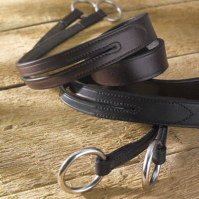 Townend Running Martingale, Full Size, Brown