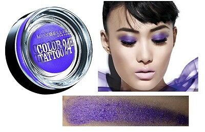 MAYBELLINE Color Tattoo 24h eyeshadow (15 Endless Purple) OVP