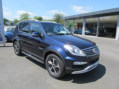 Ssangyong Rexton W 2.2 Td 4X4 T-Tronic Elx 7 Speed Auto