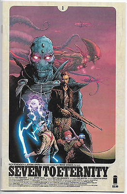 Image: Seven To Eternity #1 Near Mint- 9.2 Cover A 1St Print Low Run Free Uk P&p
