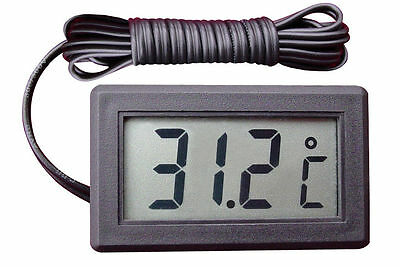 New Digital electronic thermometer body/room/car/aquarium thermometer External