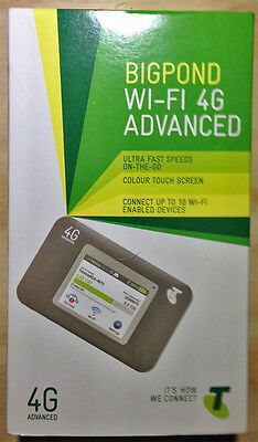Telstra Bigpond WI-FI 4G Advanced 782S