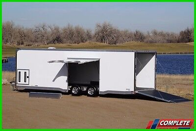 New ATC CH305 8.5x28 w/Premium Escape Door Enclosed Trailer