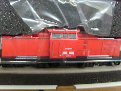 Roco DB HO Diesel Shunter/Locomotive Class 204 DCC Chipped Brand New Part Boxed