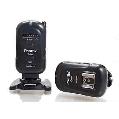 Phottix Ares Wireless Flash Trigger And Receiver Set