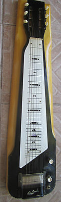 1960's Harmony Roy Smeck H7  Table Lap Steel w/ Gibson P-13 Pickup ~ VGC !!