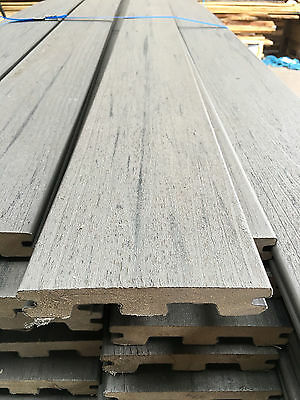 TimberTech Composite Decking - EasyClean Terrain Silver Maple Stock 64m2