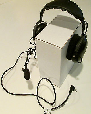 Motorola HMN9021A Headset with Noise-cancelling Boom Microphone