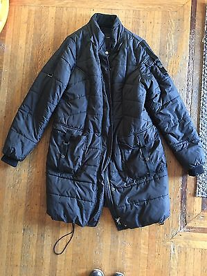 Noppies Long Puffer Jacket winter coat Maternity SMALL