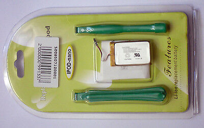 Batterie iPod Nano (Battery) + kit remplacement