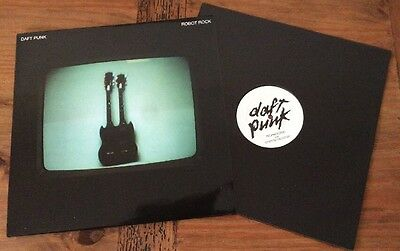 Daft Punk - 2 X Vinyl EP's - Robot Rock & Technologic, Never Used Or Played