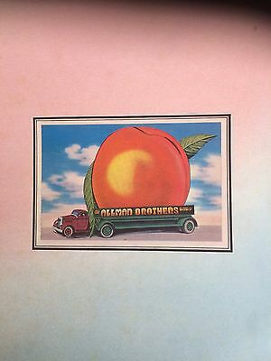 The Allman Brothers Band - Eat A Peach - Double Lp - 1972
