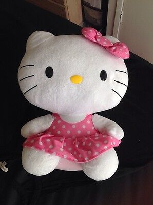 Large Hello Kitty Soft Toy