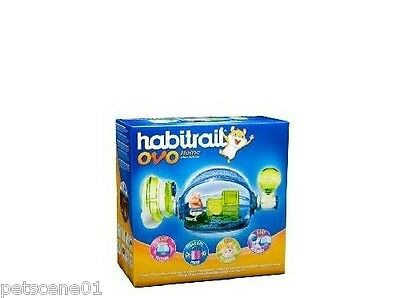 Habitrail Ovo Home - Blue Edition 62663 For Hamsters