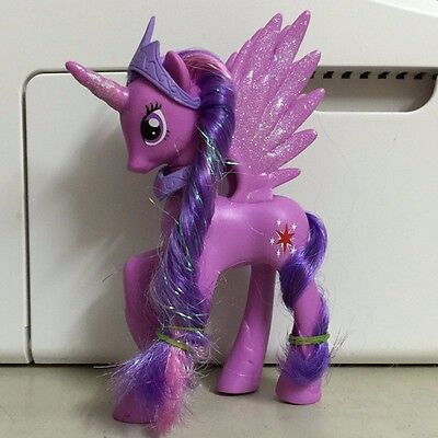 14cm Twilight Sparkle My Little Pony Doll Action Figure Toy Kids Gift Present B