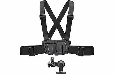 Sony AKA-CMH1 Chest Mount Harness for Action Cam (Black)